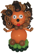 Baby Shower Balloon Lion