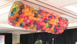 Balloon Decorator- balloon drop